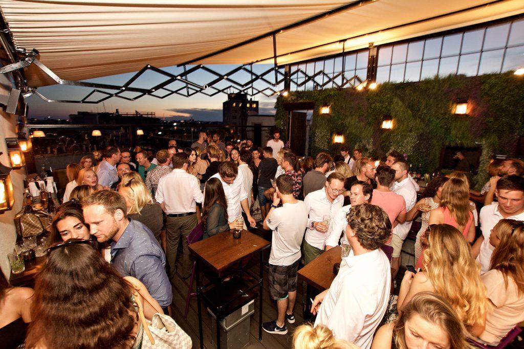 Rooftop Grace Restaurant Bar Rooftop Berlin